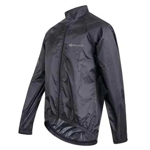 Chaptah Rain Jacket Black