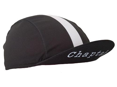 Chaptah - Cap Black/White