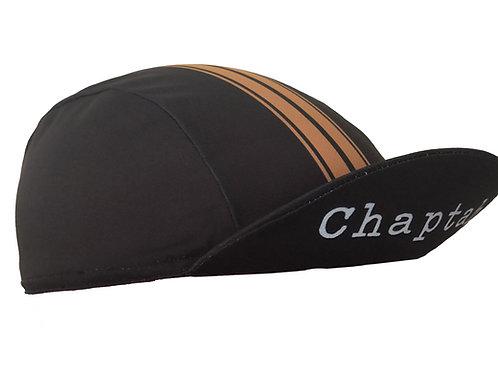 Chaptah - Cap Black /Gold