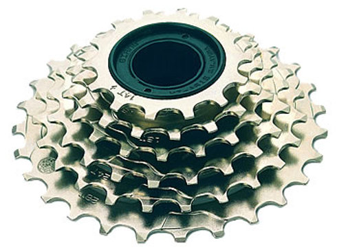 Chaptah Bicycle 7 Speed Freewheel Cassette