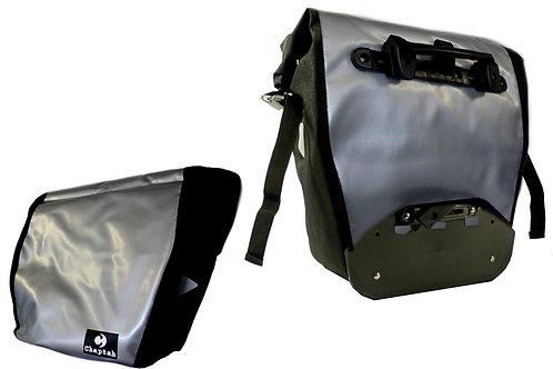 Chaptah Bicycle Pannier Waterproof Large