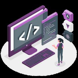 Coding and Tech Development