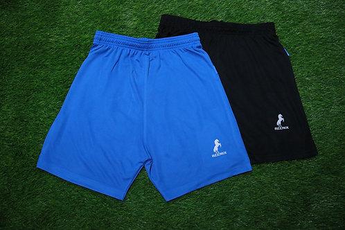 REENIX Volleyball Shorts 2 pcs Black and T Blue