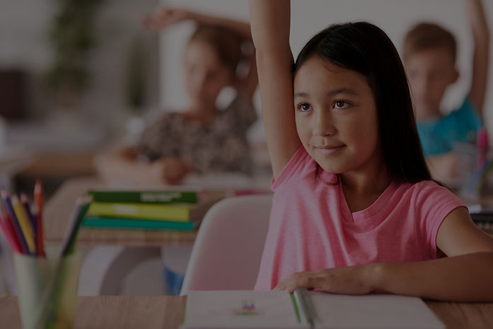 storyblocks-teenage-student-raising-hand