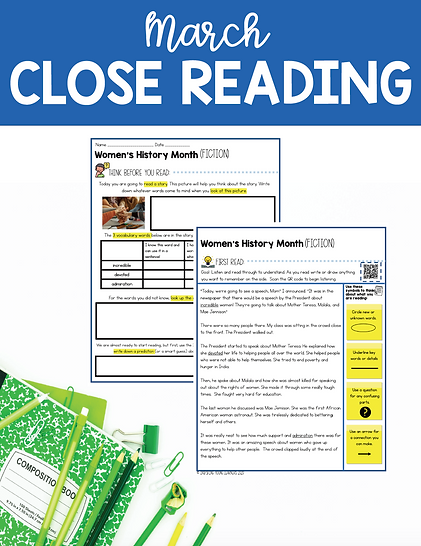 March Close Reading Cover.png