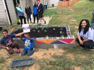 A Victory Garden Grows in South East Raleigh