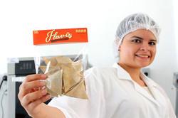 "UAQ refrigerios saludables ""Flavis"""