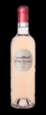 vin rosé sucré monptitferret