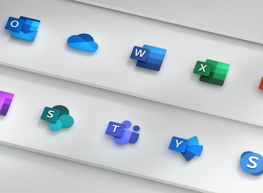 El nuevo Microsoft Office 365, ó mas bien el nuevo Microsoft 365.