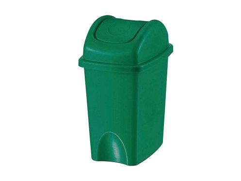 bote de 10 litros verde