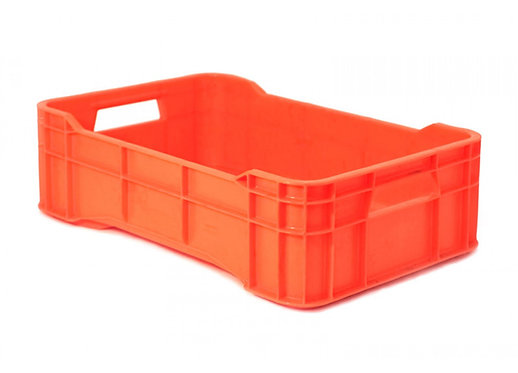 Caja de Plastico Walterino Mediana Cerrada 51 X 34 X 14.8cm