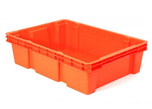 Caja de Plastico Multicontenedor Cerrado Ap/An 51 X 36 X 14.5cm
