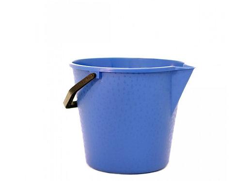 Cubeta azul Nico Con Asa 9 Litros