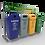Estacion de Reciclaje ECOL 560 RT1