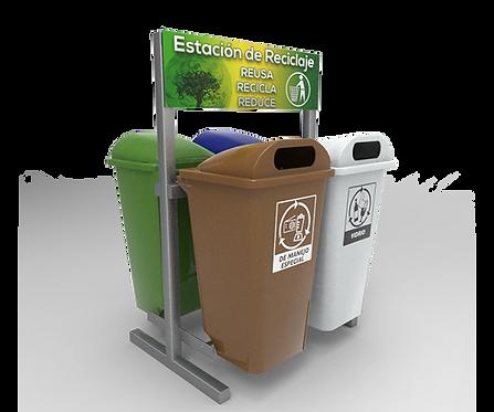 Estacion de Reciclaje ECOL 560 RT2