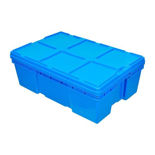 Caja de Plastico Montreal 20 Con Tapa