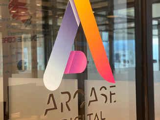 Arcase Digital Logo Vinil