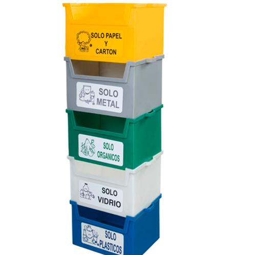 Caja Apilable