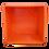 Thumbnail: Contenedor de Plastico con Tapa Mexico Cerrado 80cm x 80cm x 80cm