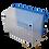 Caja de Plastico Transparente con Tapa Monaco Grande