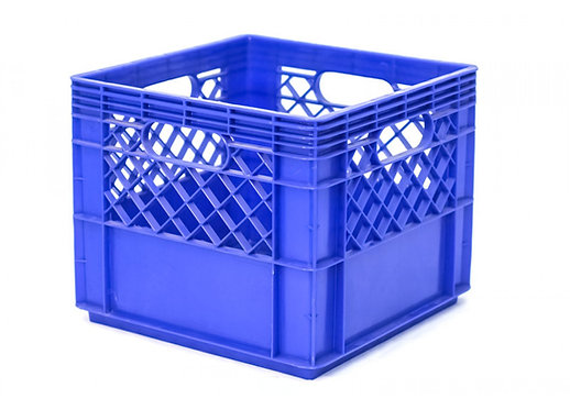 Caja de Plastico Lechera de 16 litros 34 X 34 X 27cm