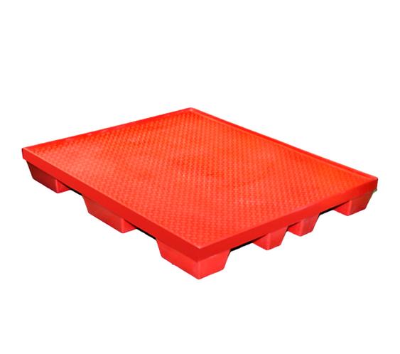 Tarima de Plastico Rotomoldeo WT-07 126cm x 105cm x 16cm