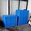 Thumbnail: Caja Colapsable Guadalajara Tapa Bisagra 100cm x 60cm x 32cm