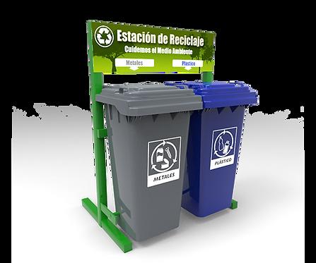 Estacion de Reciclaje ECOL 240 HD1