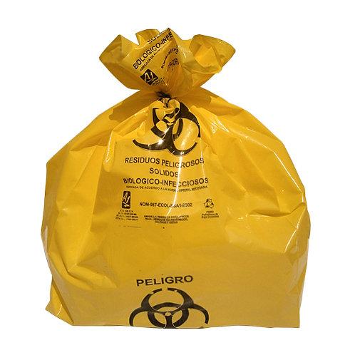 Bolsa RPBI Amarilla 46X50