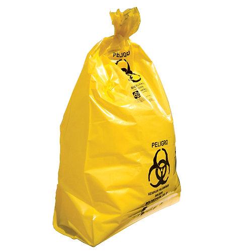 Bolsa RPBI Amarilla 78x109