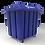 Thumbnail: Contenedor de Plastico Vifel 1000