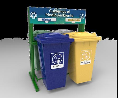 Estacion de Reciclaje ECOL 960 HDG2