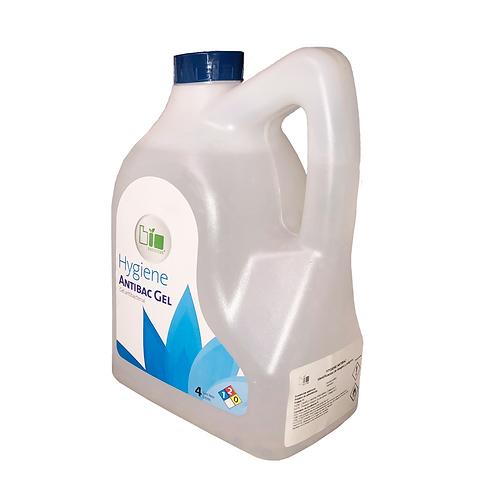 Gel Antibacterial 4 Litros Certificado Cofepris Alcohol Gel