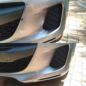 Car scratch touch up paint
