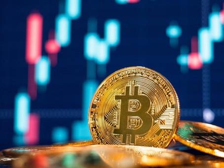Bitcoin sube por tercer día y sostiene valor de 50,000 dólares