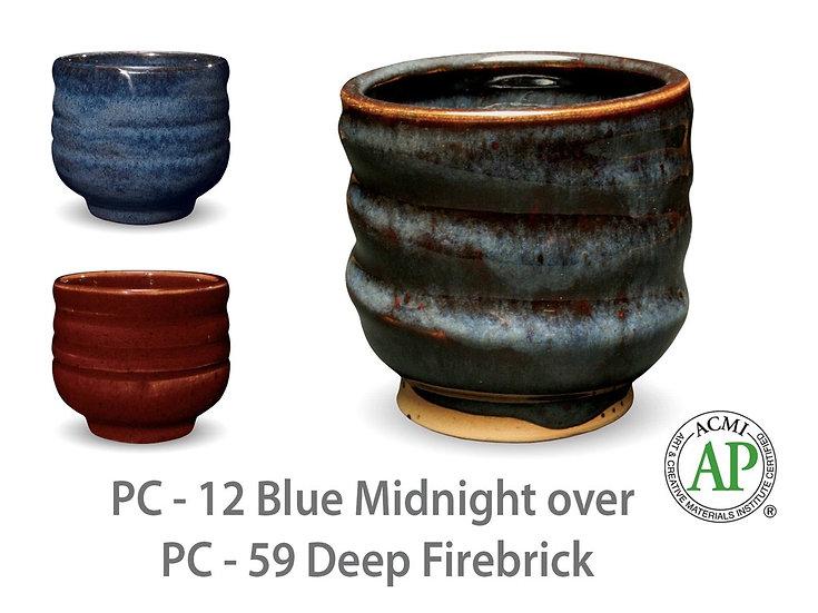 PC-12_Blue Midnight OVER PC-59 Deep Firebrick
