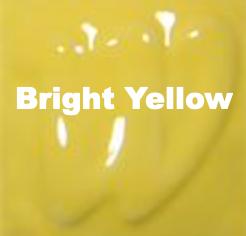 Bright Yellow Underglaze