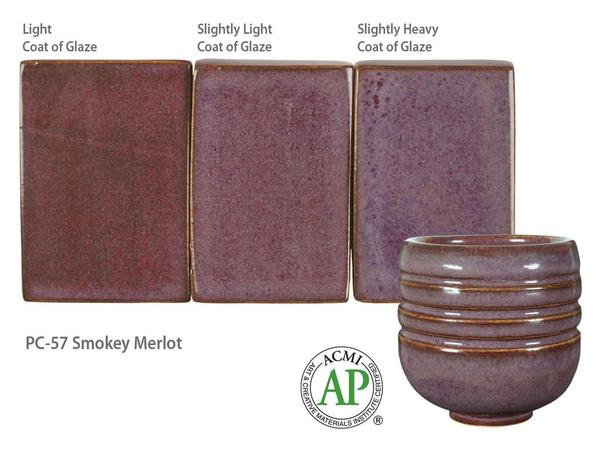 PC-57_Smokey Merlot glaze
