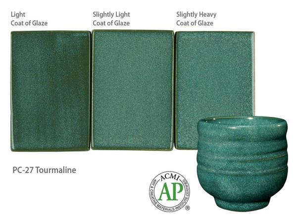 PC-27_Tourmaline glaze