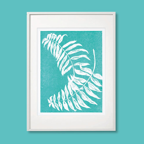 No Watering Required: Ferns