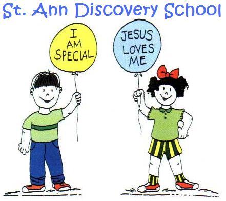 St. Ann Discovery School Website
