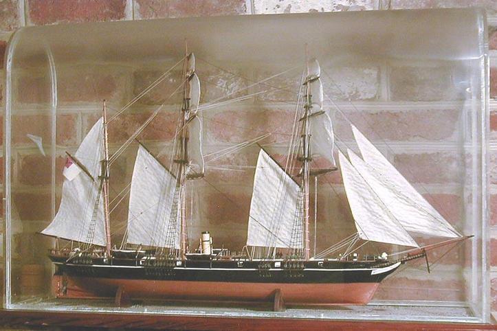 CSS Alabama steam raider