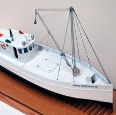 Frye Chesapeake Bay buyboat model 1-48.j