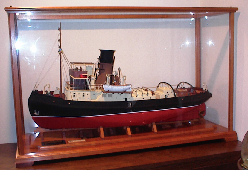 Imara harbor tug 1931 1:32