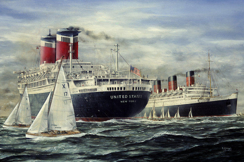 SSUS and Queen Mary - Robert Lloyd.jpg