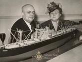 Kaiser's Liberty Ship model early '40s.j