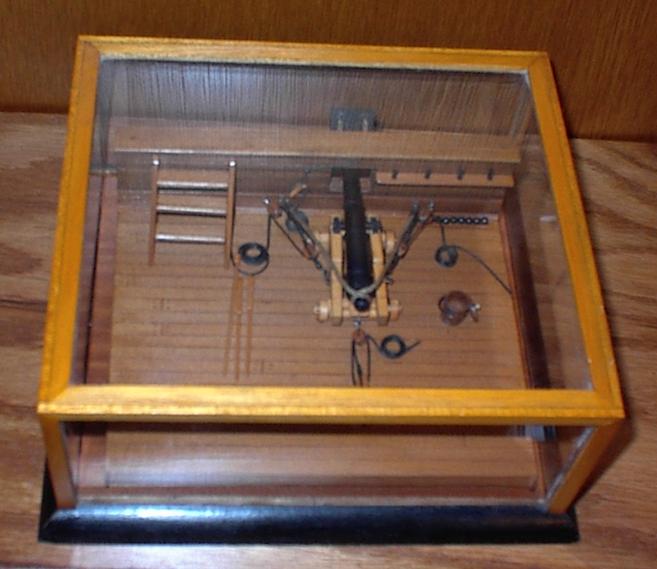 Gun deck 1780 1-48