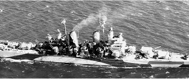 USS Pittsburgh CA-72 1944 3 Lynx 20-05.P