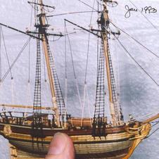 Halifax Revolutioary War transport brig