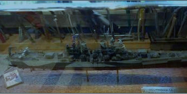 USS Pittsburgh CA-72 1944 2 Lynx 20-05.P